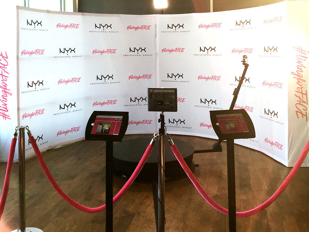 OrcaVue 360 Video Booth NYX