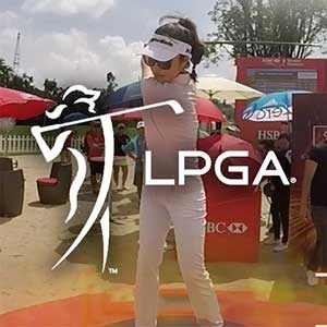 LPGA – Fan Activation