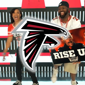 Atlanta Falcons Hype Studio